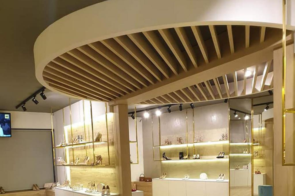 Retail Showroom